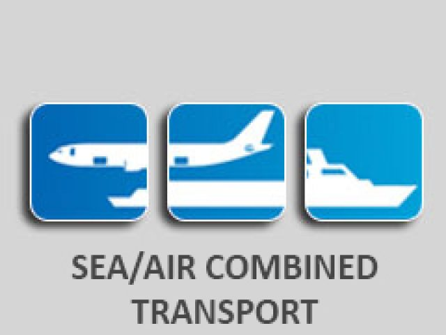 Sea Air Combined Transport